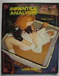 Cover of Infantile Analysis, 1976