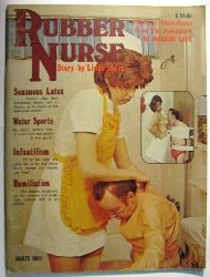 Cover of Rubber Nurse, 1974