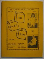 Cover of The Play Pen, Issue #1